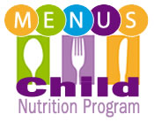 Child Nutrition Program Menu