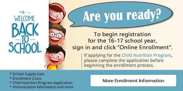 It's enrollment time!