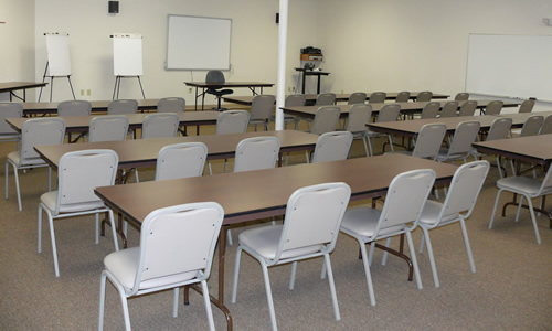 Large Meeting Rooms