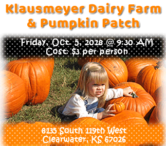 Monthly Event - Pumpkin Patch