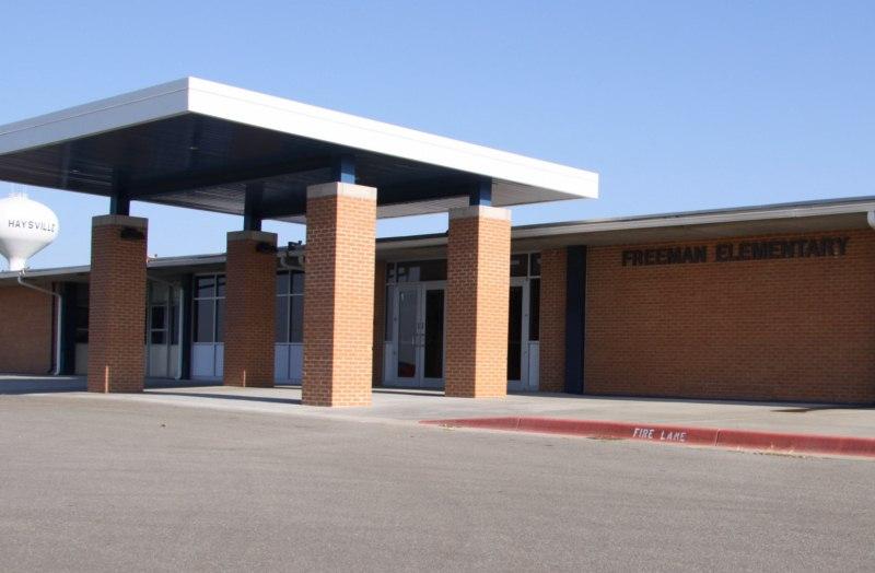 Photos of Freeman Elementary, Woodland