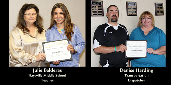 2013 Spring Star Polisher Recipients